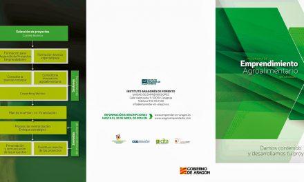 Programa de Emprendimiento Agroalimentario (inscripciones hasta el 30 de abril)