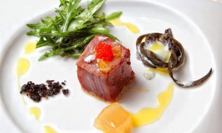 El Hotel El Patio (La Almunia de doña Godina) presenta su Menú del Certamen de restaurantes (marzo)