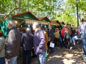 Feria de artesanía agroalimentaria aragonesa (del 23 al 27 de abril)