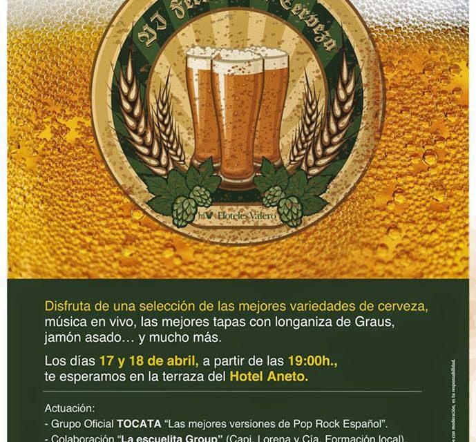 VI Feria de la Cerveza de Benasque (17-18 de abril)