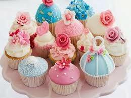 Curso de cupcakes de primavera (26 de abril)