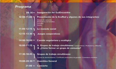 IV Encuentro de Ecored Aragón (26 de abril)