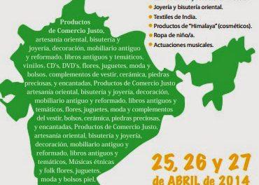 La ONG Estrella de la Mañana celebra la Feria de la Primavera (del viernes 25 al domingo, 27)