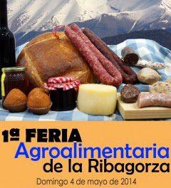 Primera Feria Agroalimentaria de la Ribagorza (domingo, 4 de mayo)