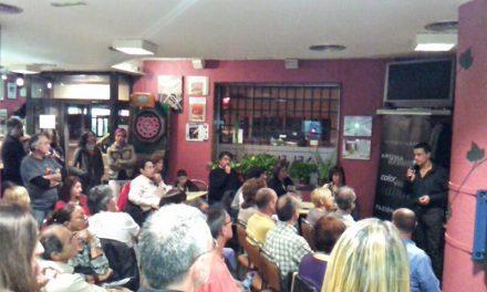 Cata de vinos y tapas en el bar El Fútbol (martes, 22)