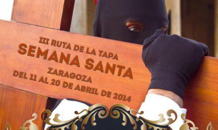 III Ruta de Tapas de Semana Santa Zaragoza (11-20 de abril)