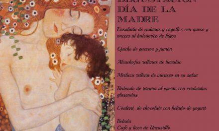 Menú degustación Día de la Madre en Uncastelo (sábado, 3, y domingo, 4)