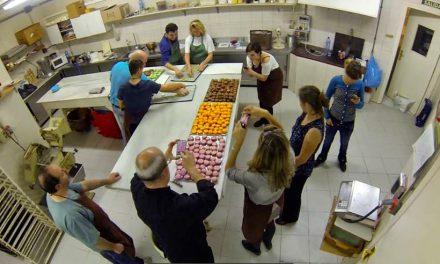 Curso de pastelería (sábado, 12)