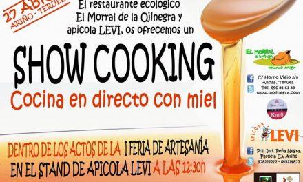 I Feria de artesanía de Ariño (domingo 27)
