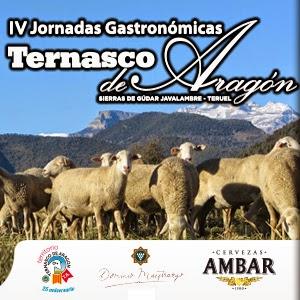 Jornadas del ternasco de Aragón (hasta el 25 de mayo)