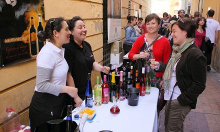 V Muestra de la cultura del vino (días 24 y 25, sábado y domingo)