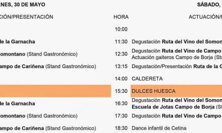 Salón Aragonés del Turismo ARATUR 2014 (del 30 de mayo al 1 de junio)