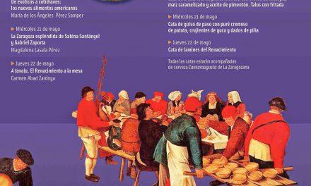 Cocinando culturas: la gastronomía del Renacimiento (del 20 al 22 de mayo)