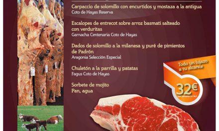 Date una Vueltika por la carne y la garnacha (jueves, 15)