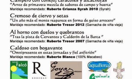 Jornadas del arroz en María Morena (hasta el 15 de junio)