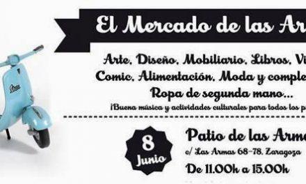 Mercado de las Armas (domingo, 8)