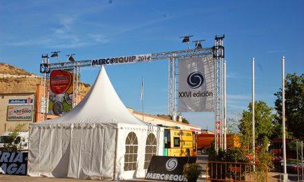 Feria Mercoequip (del 15 al 18 de mayo)