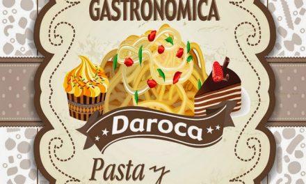 VIII Muestra de la Pasta y el Dulce en Daroca (del 23 al 25 de mayo)