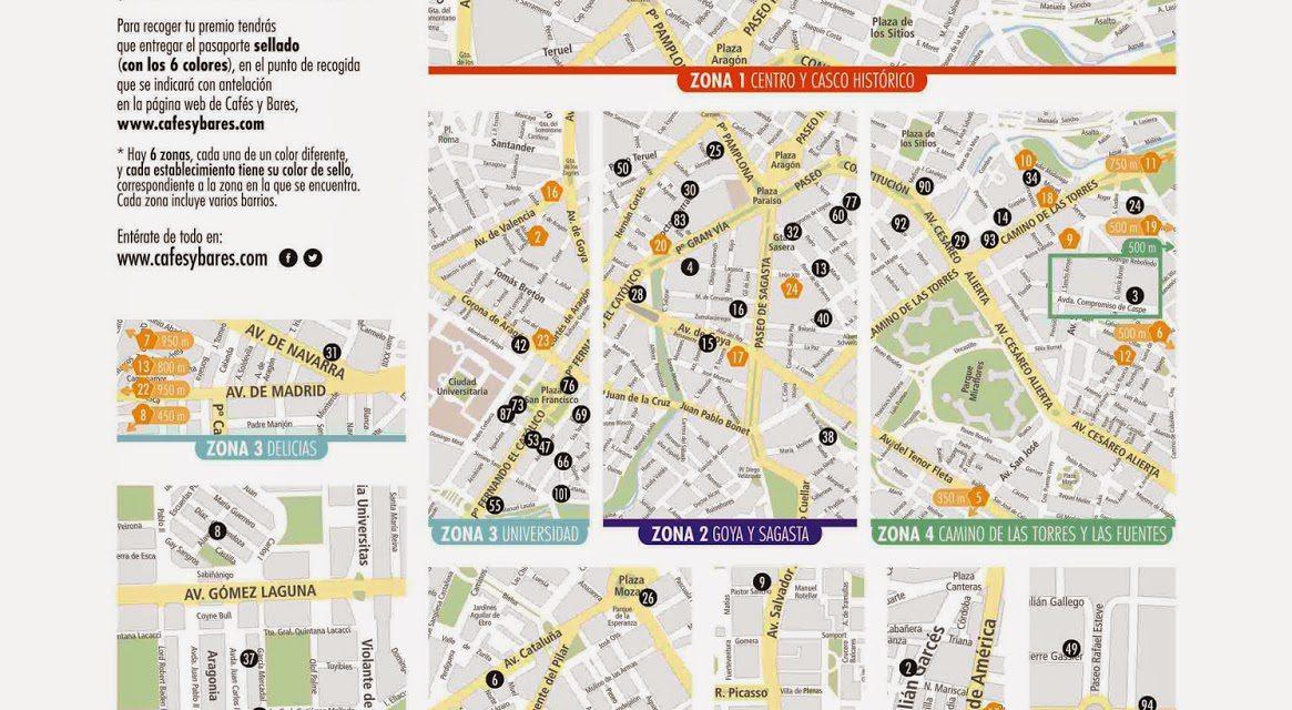 XX Concurso de Tapas de Zaragoza (del 3 al 13 de junio)