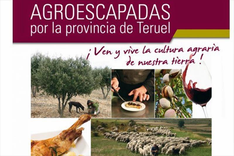 Agroescapada por Teruel (7 de junio)