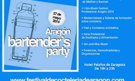 Aragón Bartender's Party (martes 27)