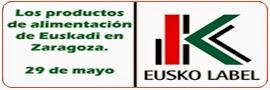 'Eusko Label', jornada dedicada a los alimentos vascos (jueves 29)
