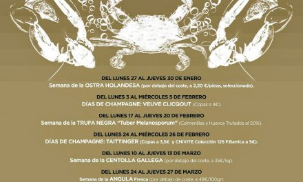 Gourmet Days con bogavante en Los Cabezudos y Tragantúa (del 19 al 21 de mayo)