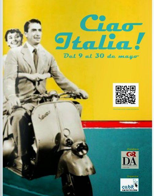 Ciao Italia! (miércoles 14)