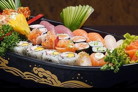 Curso de cocina japonesa, (domingo 18)
