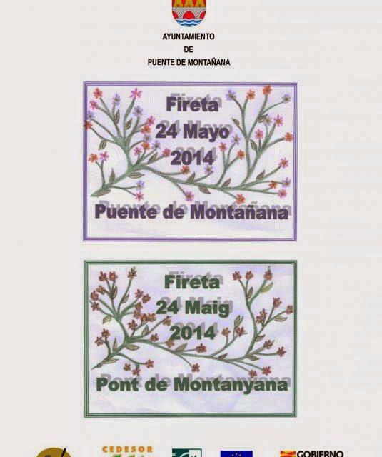 Feria de Puente de Montañana (sábado, 24)