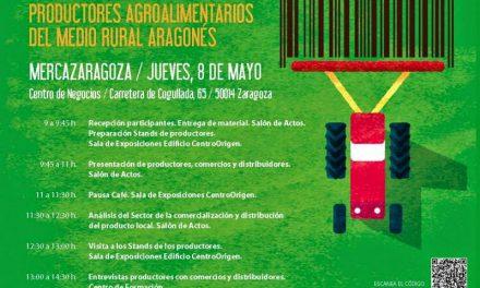 Encuentro de trabajo entre productores agroalimentarios del medio rural aragonés y comercios y distribuidores aragoneses (jueves, 8)