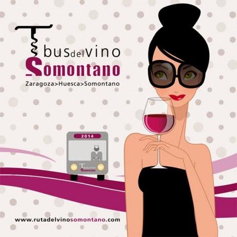 Próximo Bus del Vino de Somontano (sábado 21)