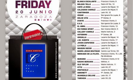 Black Friday en Zaragoza (viernes, 20)