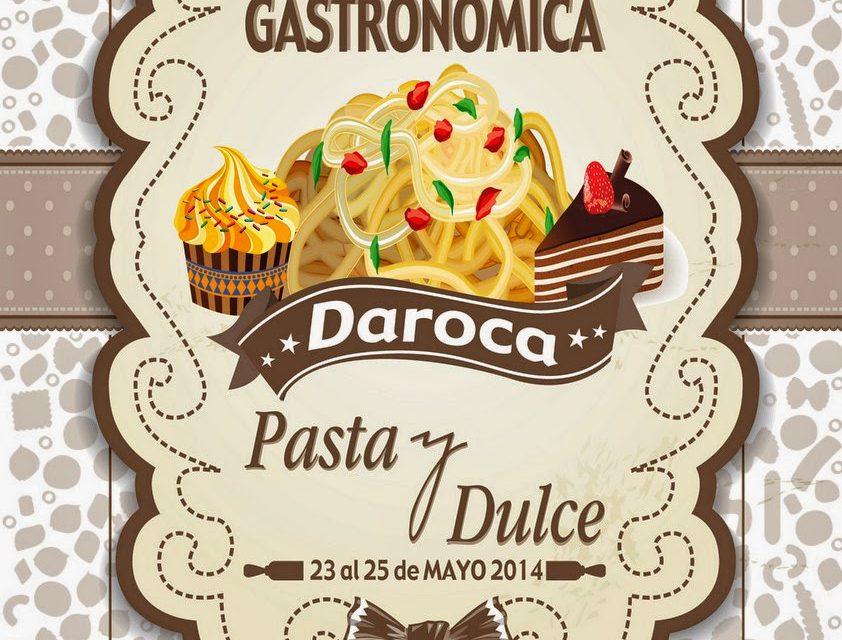 Entrega de premios premios de la VIII Muestra de la Pasta y el Dulce de Daroca (martes, 3)