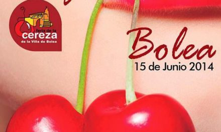 Feria de la cereza de Bolea (domingo, 15)