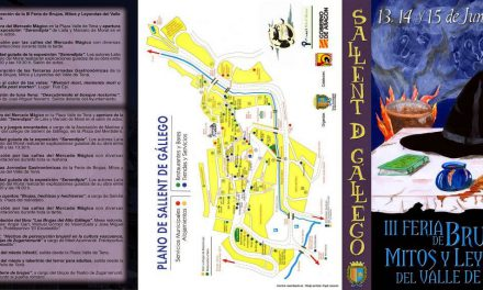III Feria de las Brujas, Mitos y leyendas del Valle de Tena (del 13 al 15)