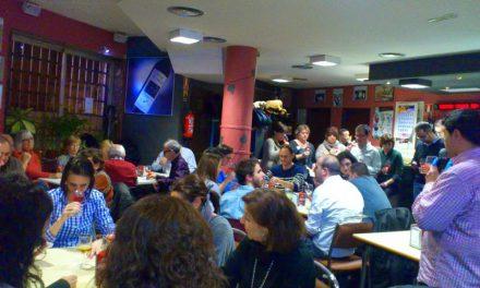 Sábado de cata en el bar El Fútbol (sábado 7)