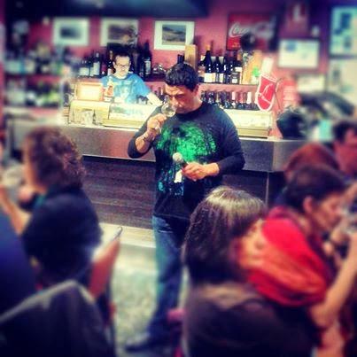 Catas de vino en el bar El Fútbol (jueves 26)