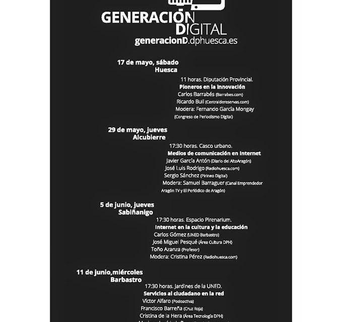 Generación digital (hasta el viernes 13)