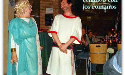 Cena teatralizada con romanos (sábado, 28)