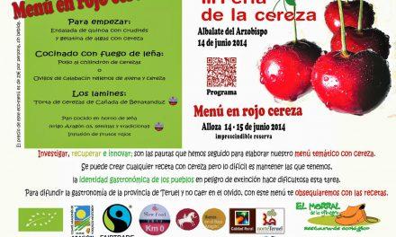 III Feria de la cereza (sábado 14)