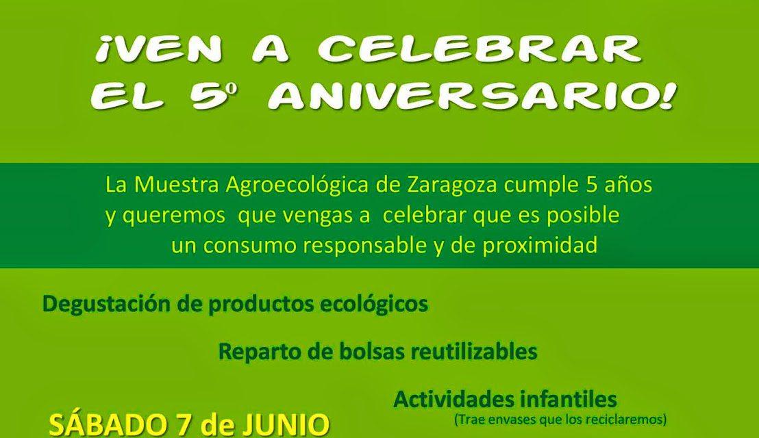 El mercado agroecológico, de aniversario (sábado, 7)