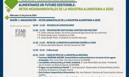MADRID. ENVIFOOD Meeting Point 2014 (del miércoles 11 al viernes 13)