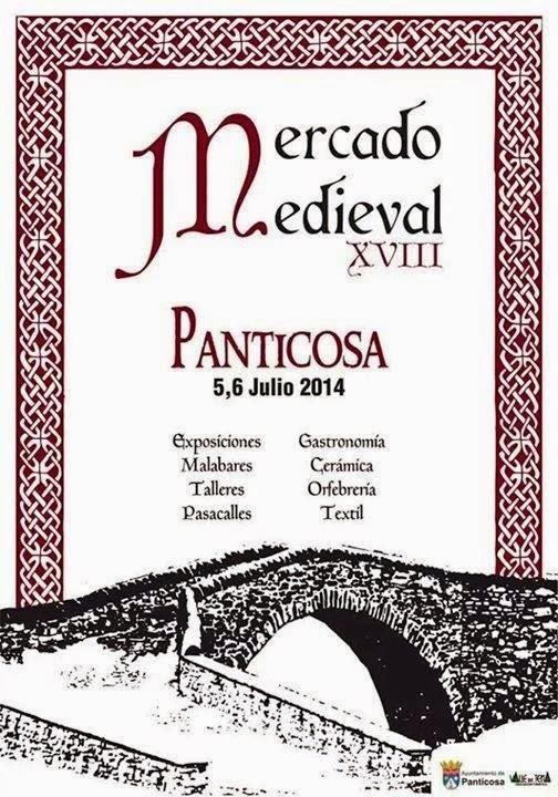 Mercado medieval de Panticosa, (sábado 5 y domingo 6)