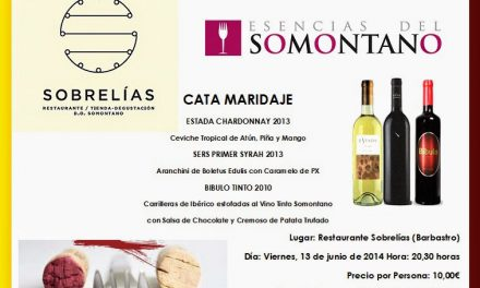 Cata Maridaje (viernes 13)