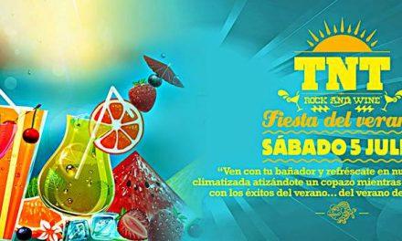 Fiesta de verano (sábado, 5)