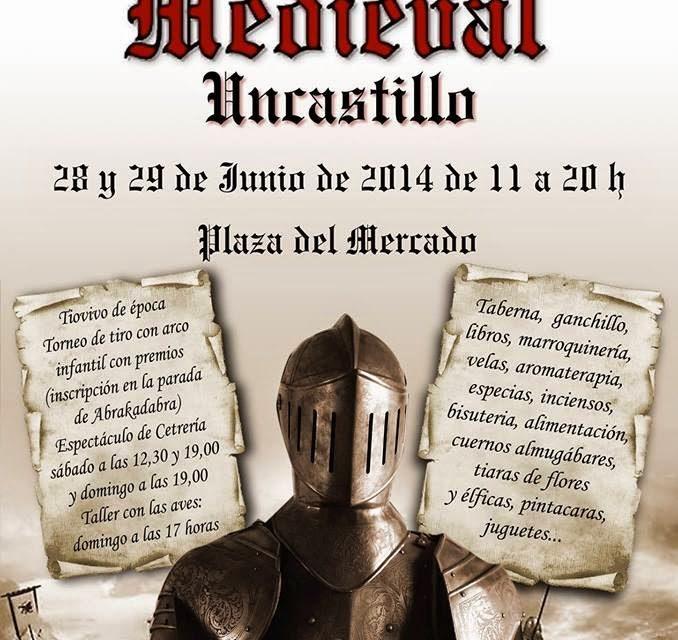 Mercado medieval (días 28 y 29)