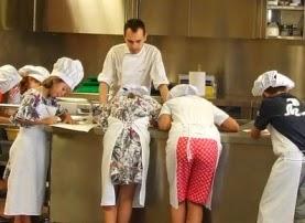 Curso para niños, ¡Cocinar es sano y divertido! (del martes, 1, al 29)