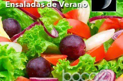 Taller de ensaladas de verano en Boca2 (jueves 3)