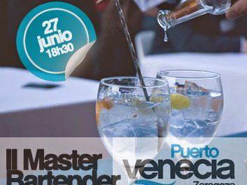 II Master Bartender (viernes 27)